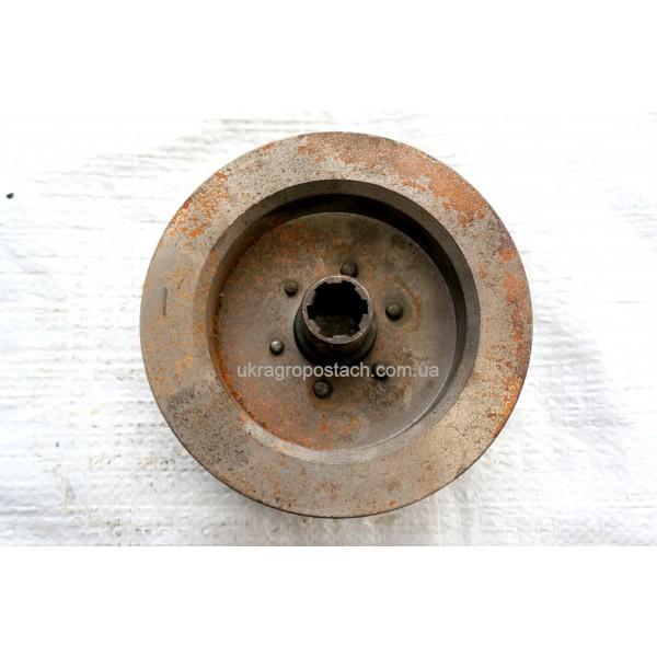 Шкив привода насоса НШ-32 ЯМЗ 238АК ДОН-1500