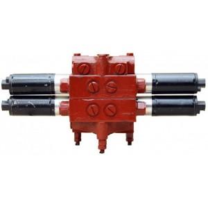 Гидрораспределитель 2 секции (электрический) Дон-1500