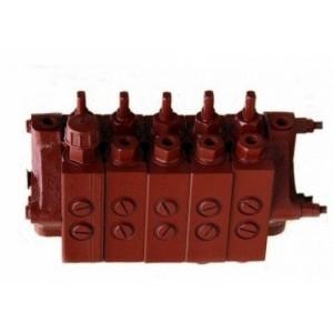 Гидрораспределитель 5 секций (механический) ДОН-1500