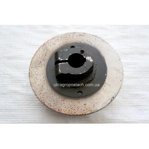 Диск ведуший (ступица) устройства предохранительного шнека жатки ДОН-1500