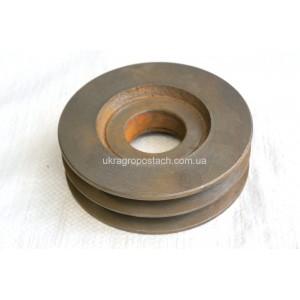 Шкив натяжной привода очистки ДОН-1500