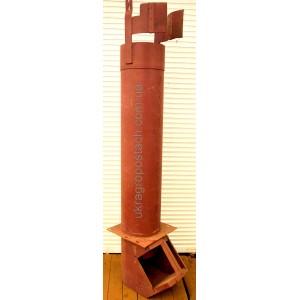 Кожух шнека зернового наклонного ДОН-1500Б