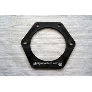 Втулка (проставка) дистанционная ступицы ротора (6 отв. пластмас.)