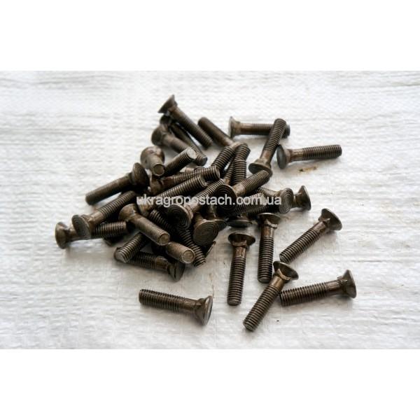 Болт м10х45 специальный (культиваторный) / 1кг
