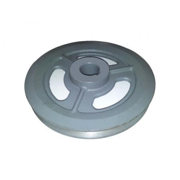 Шкив ротора вентилятора d=200 mm (ал.)