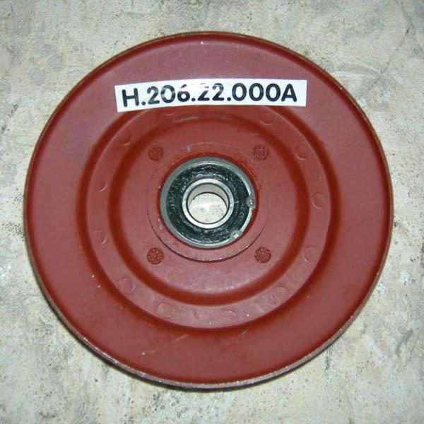 Шкив натяжной привода зернового шнека с подш. НИВА СК-5