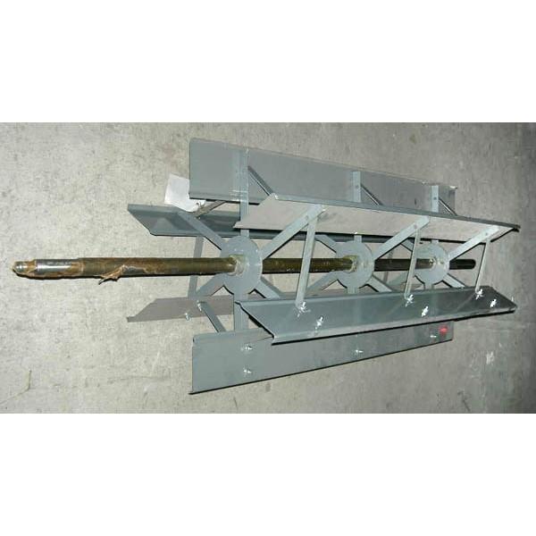 Крылач вентилятора очистки в сборе ДОН-1500