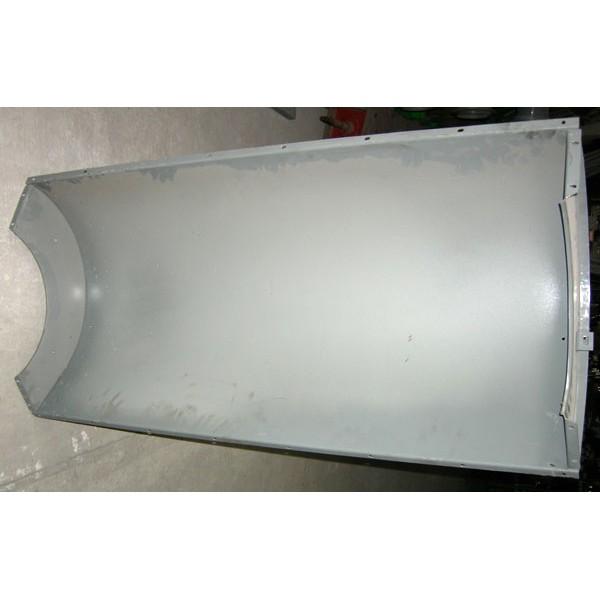Кожух вентилятора нижний ДОН-1500