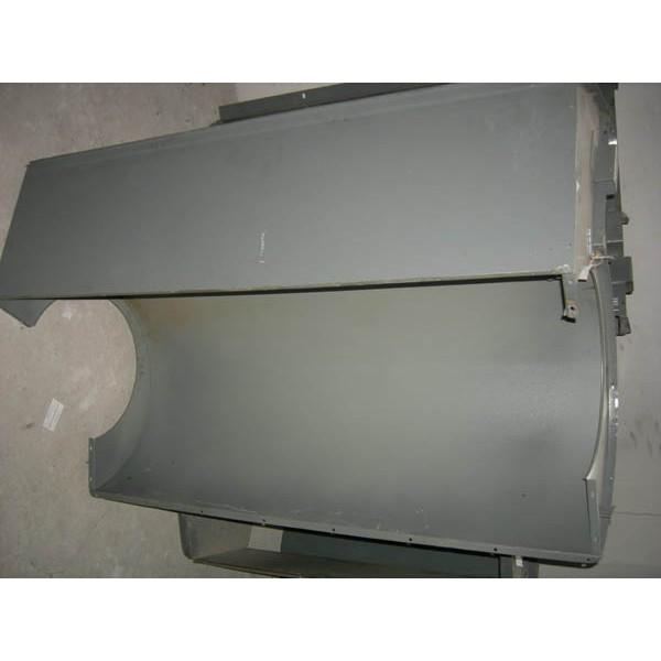 Кожух вентилятора верхний ДОН-1500Б