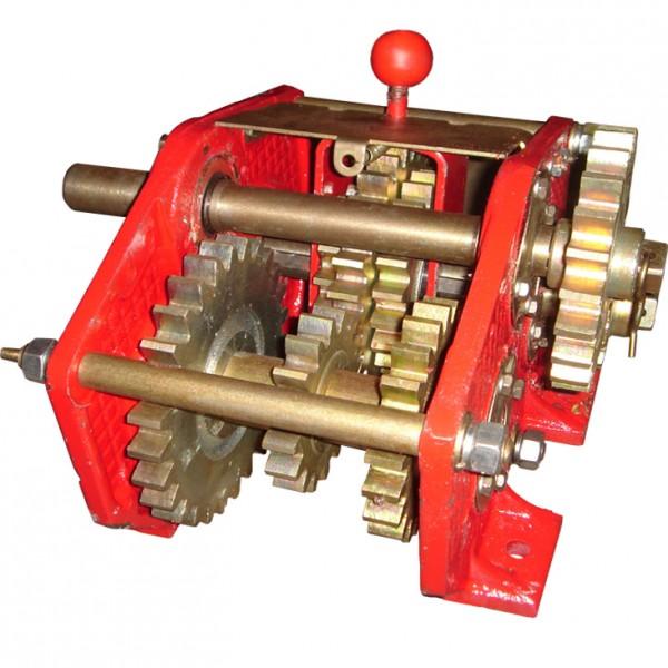 Механизм передач (правый) на сеялку СЗ-3,6